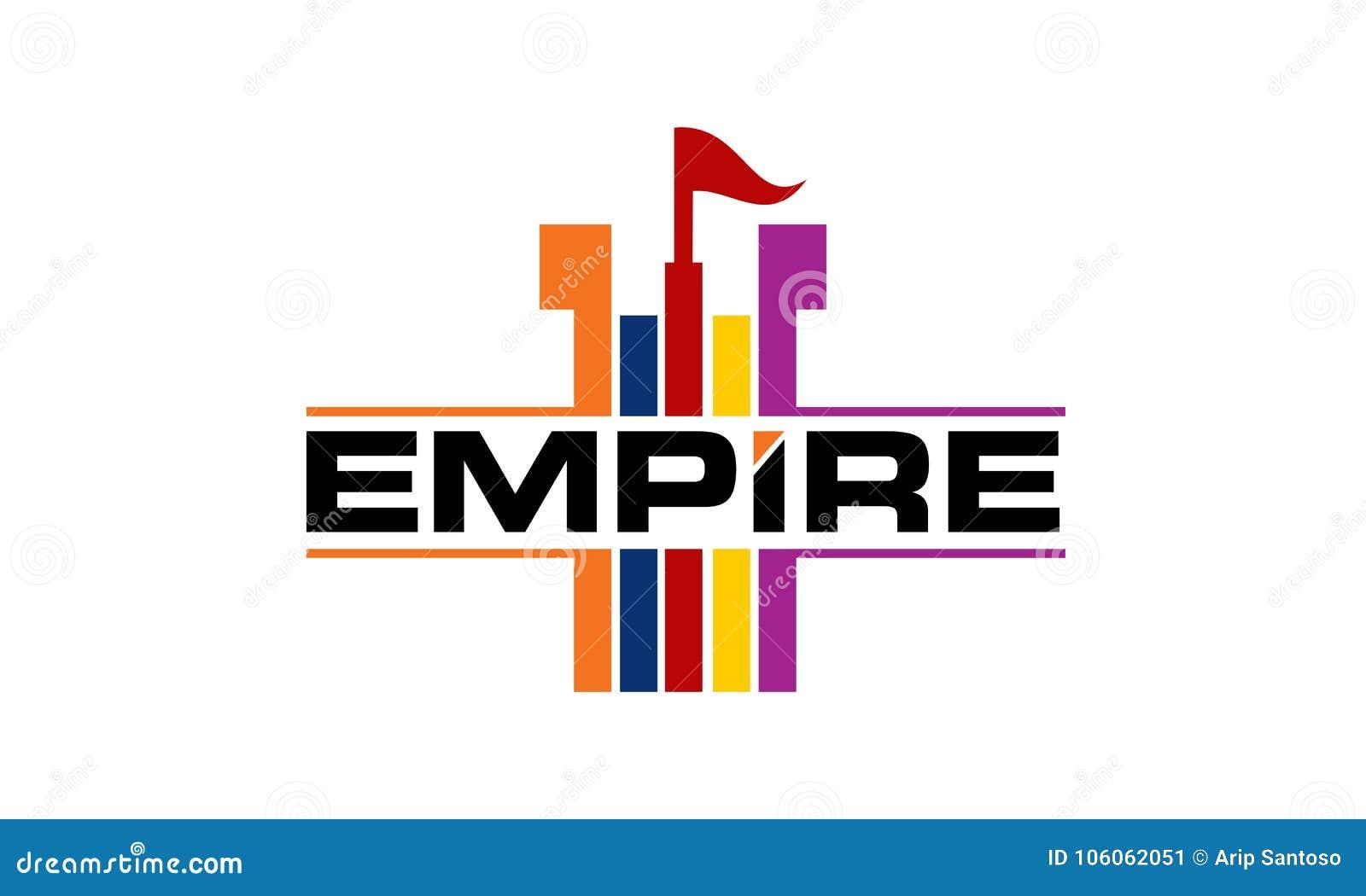 Empire Logo Design Template