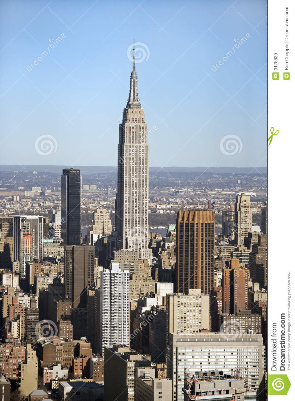 Empire State Building NYC Editorial Stock Image Image - Nyc map empire state building