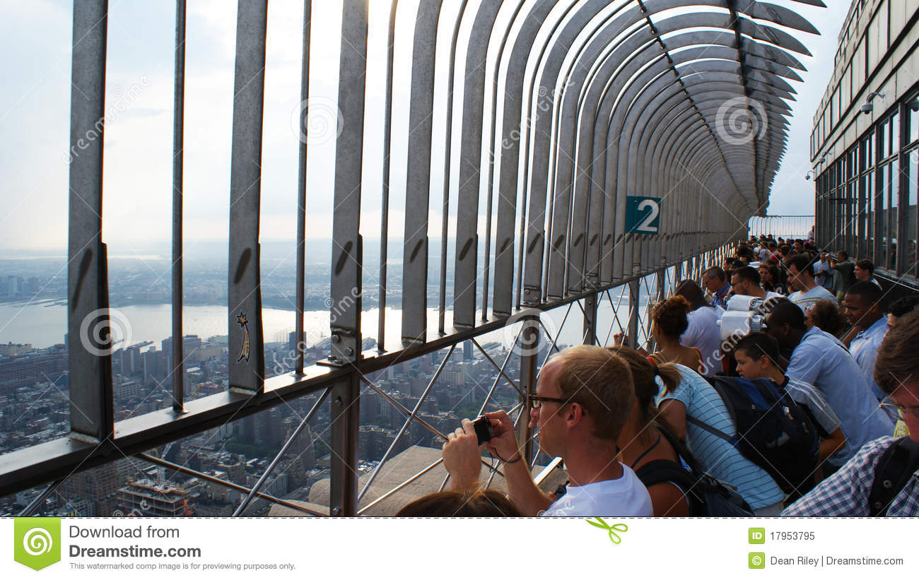Empire State Building Observation Deck Empire State Building