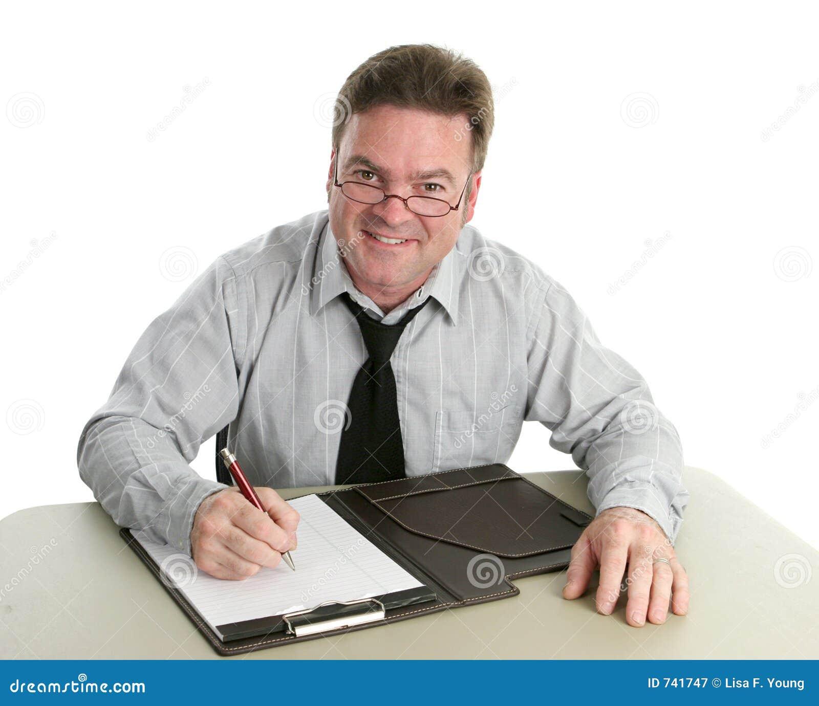 Employé de bureau - utile