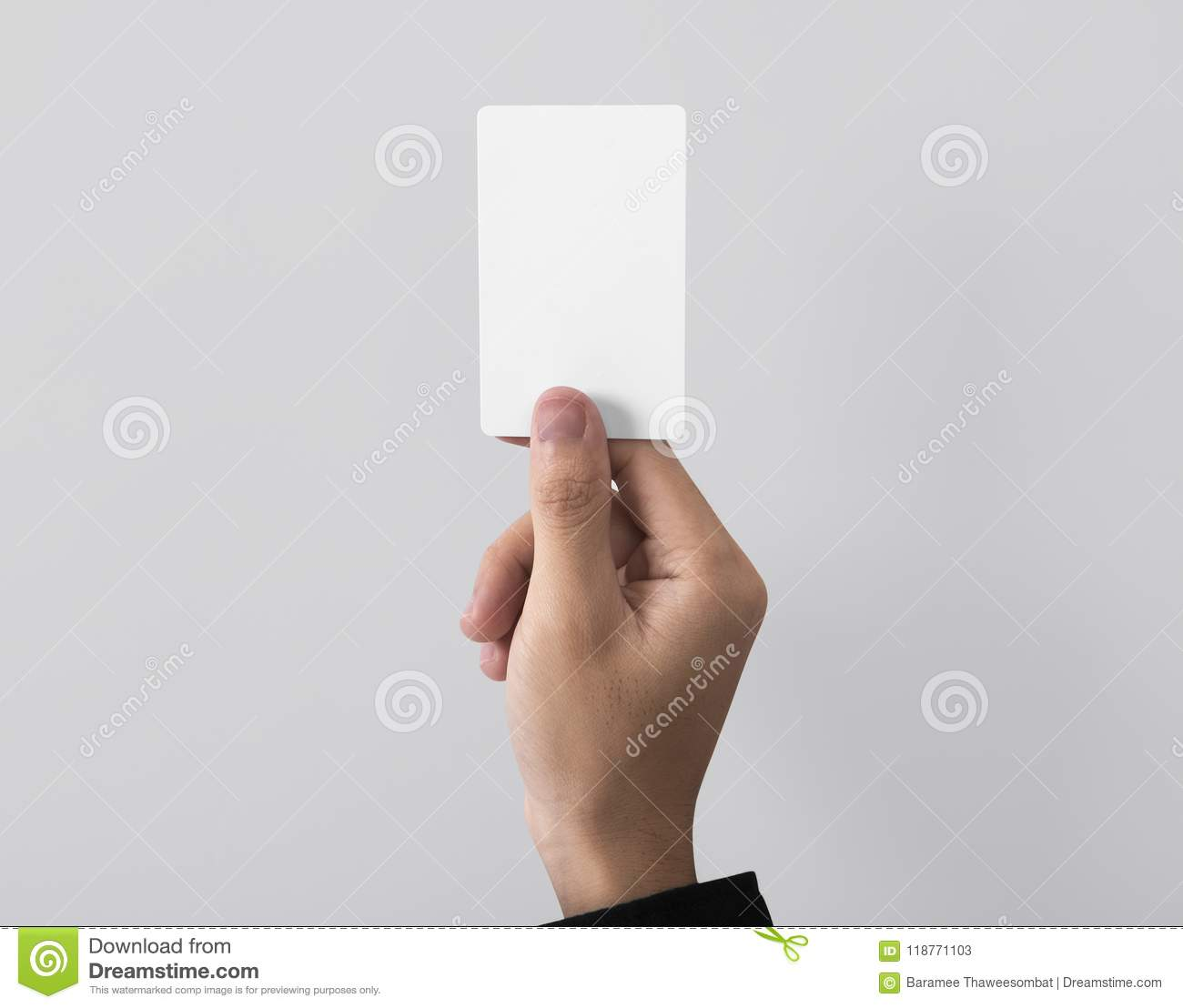 Employee catch blank business card for mockup template logo stock download comp reheart Gallery