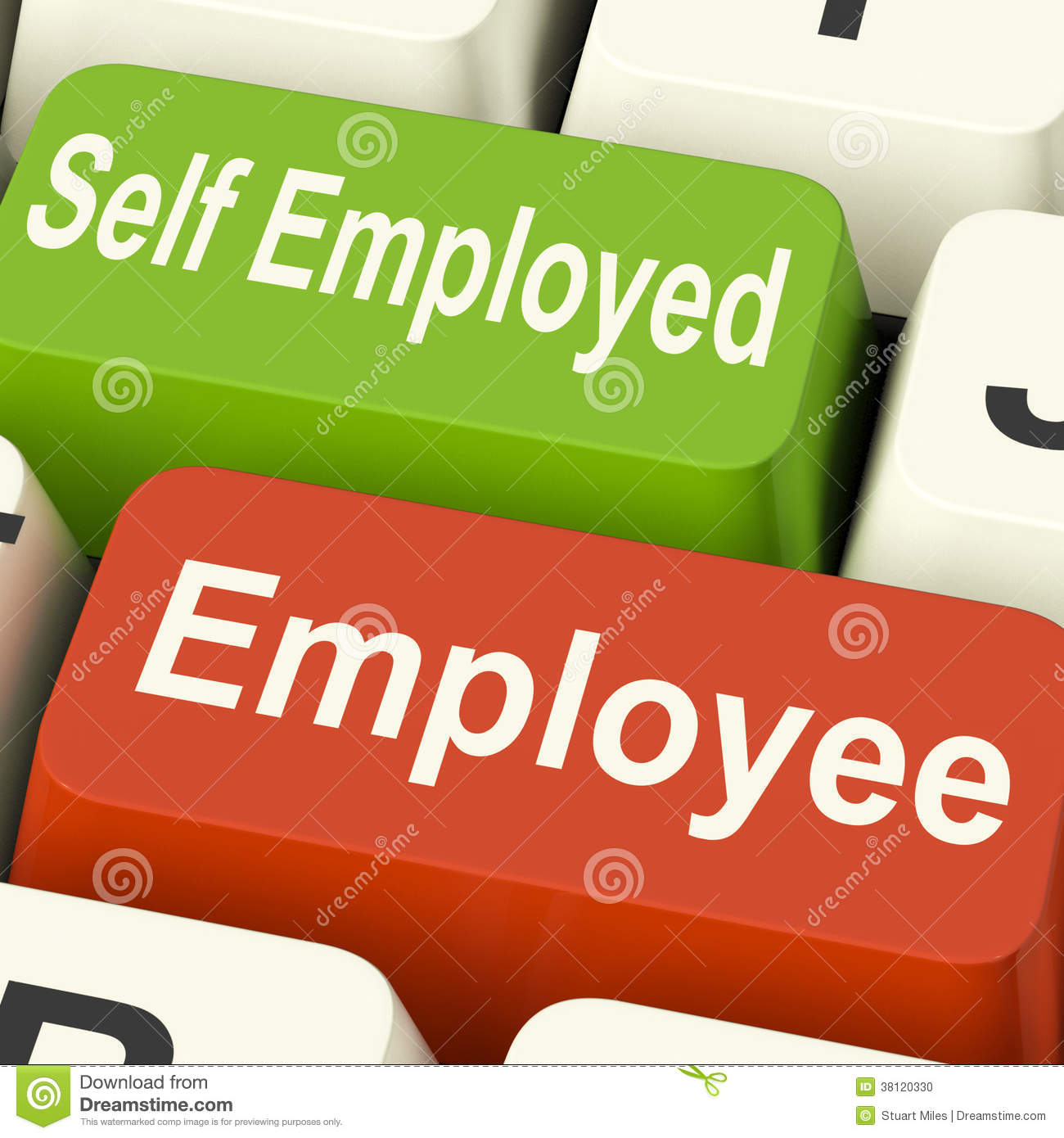Employee Self Employed