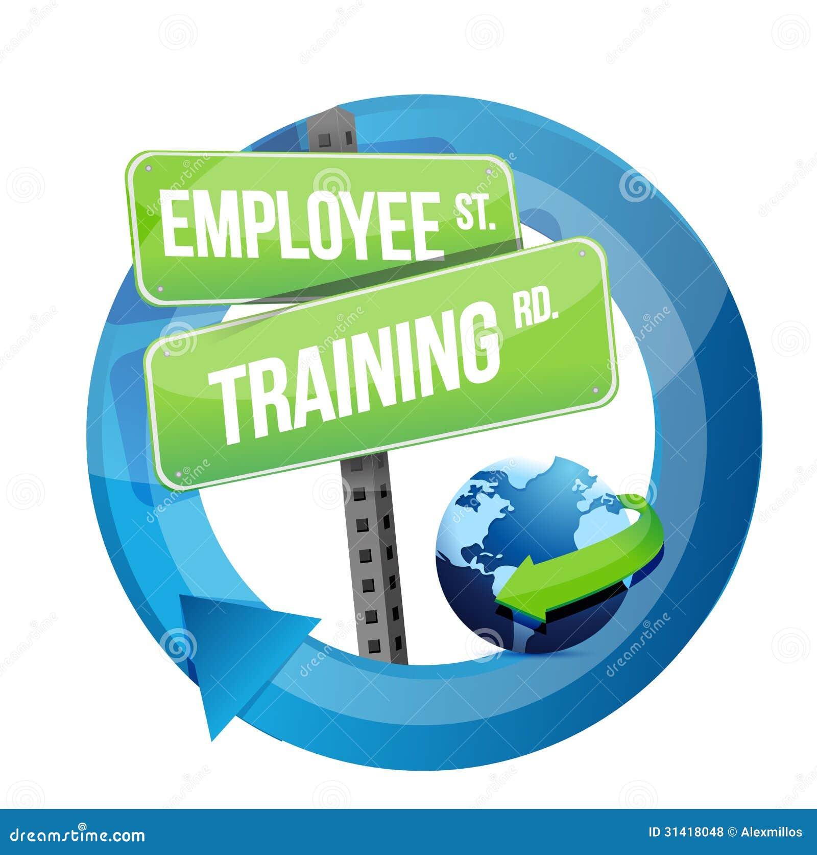employee training road sign illustration design royalty free stock photos image 31418048 music staff clip art curvy music staff clip art transparent background