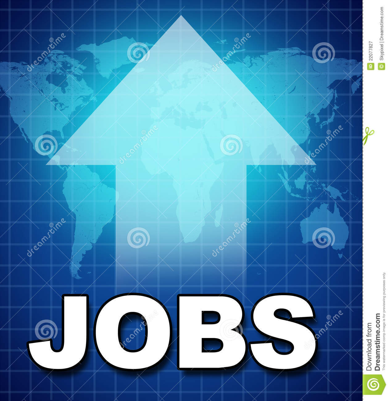 Employment and new jobs