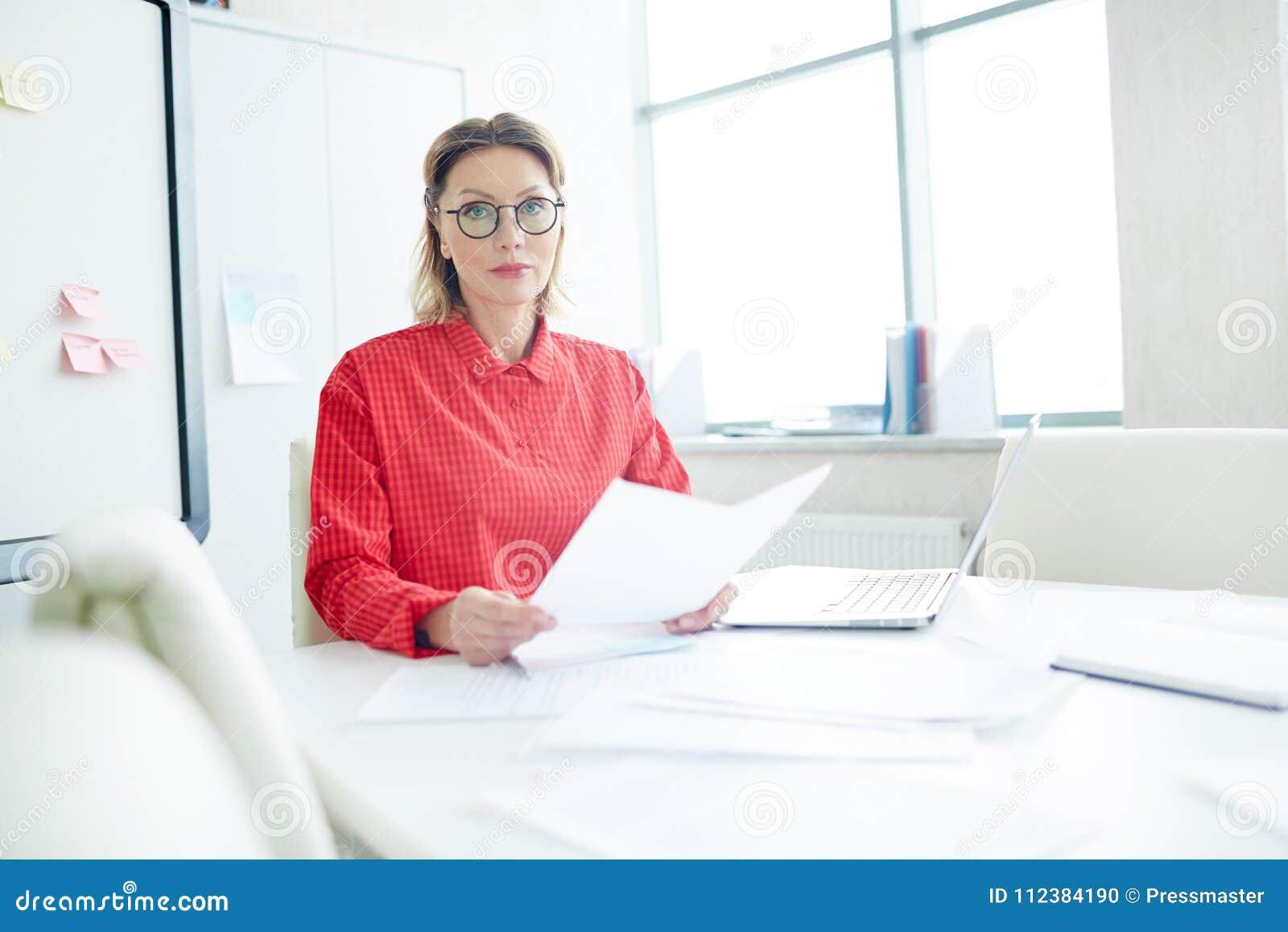 Empregador no escritório