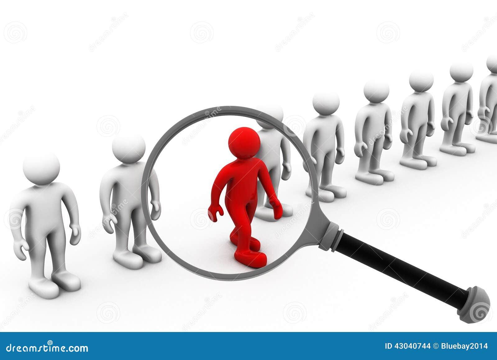 Emprego da escolha da procura de emprego e da carreira