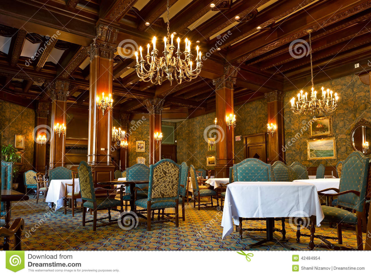 The Empress Room At Hotel