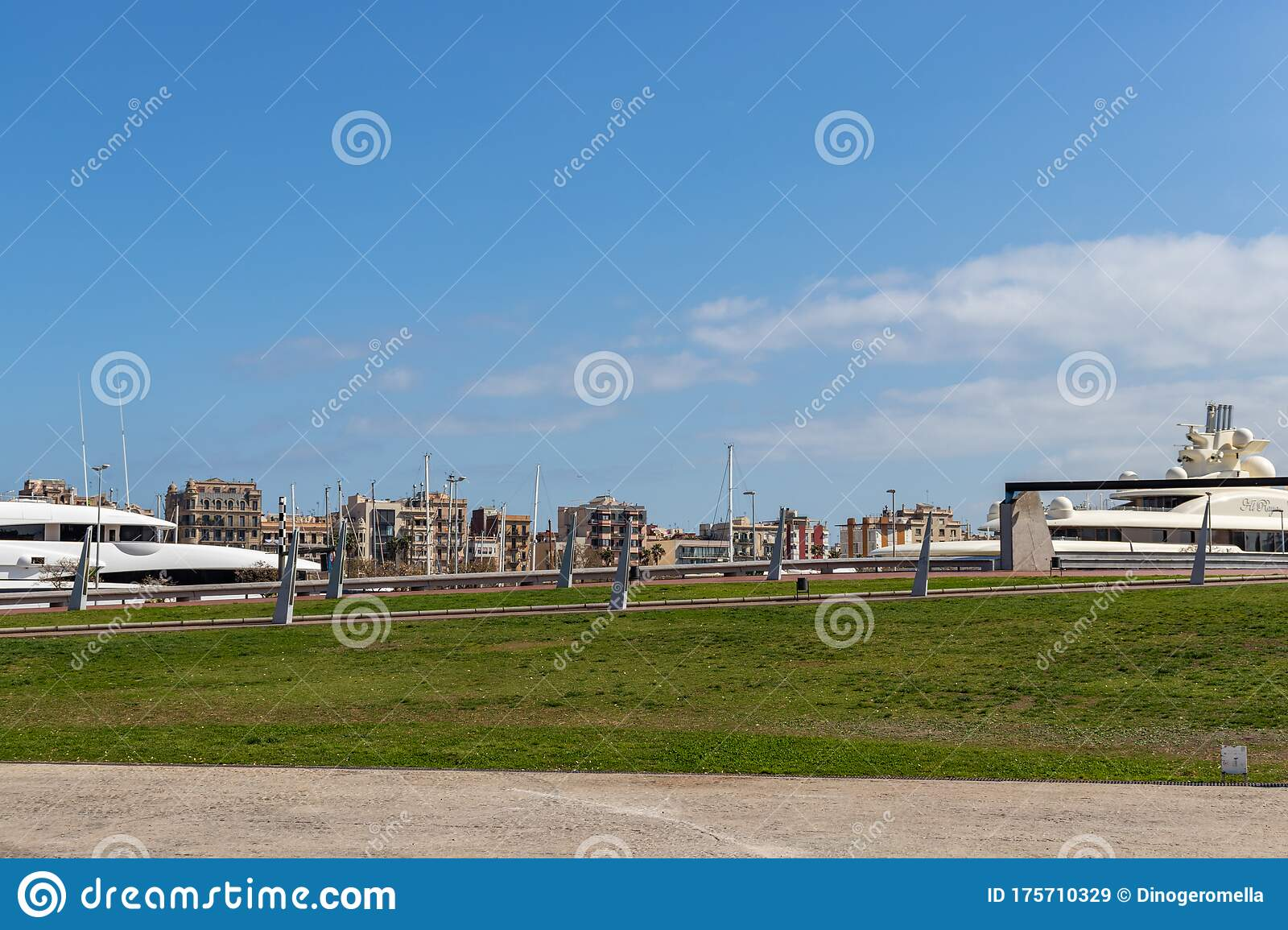Empty Barcelona After Confination For Coronavirus Editorial Stock Image Image Of 2019ncov Epidemic 175710329