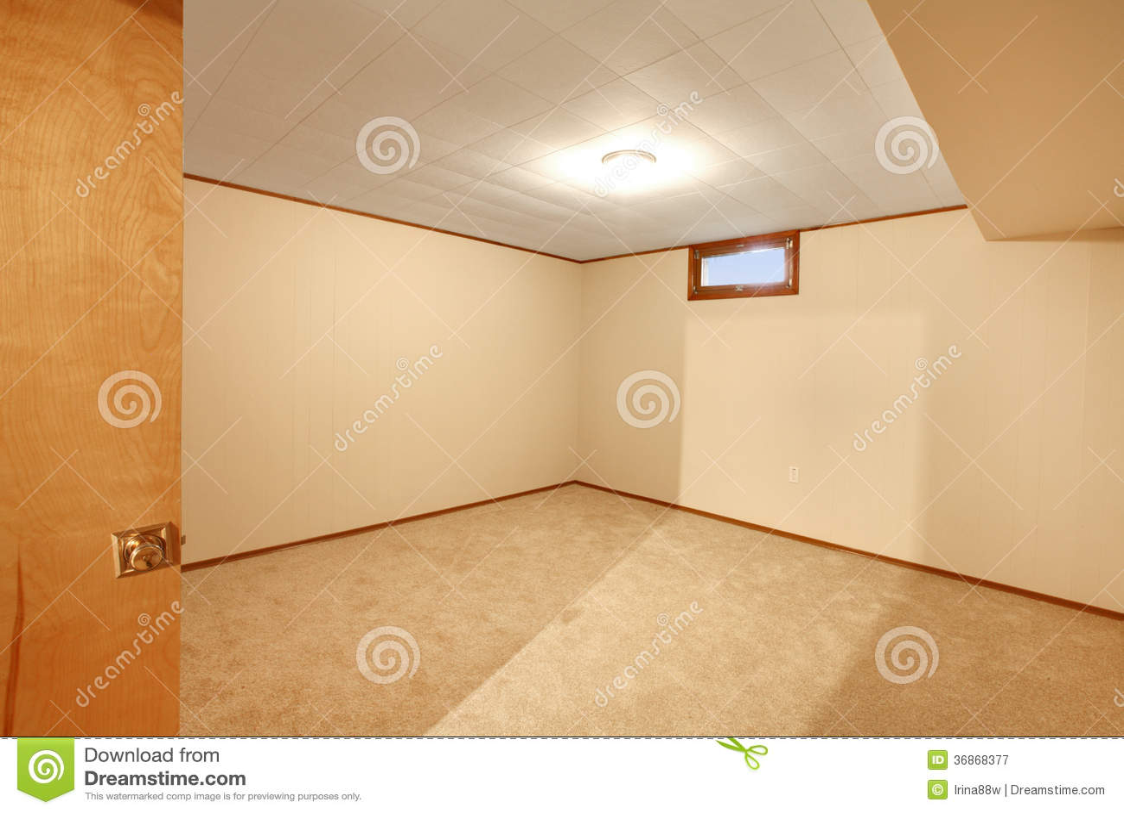 Brown carpet bedroom