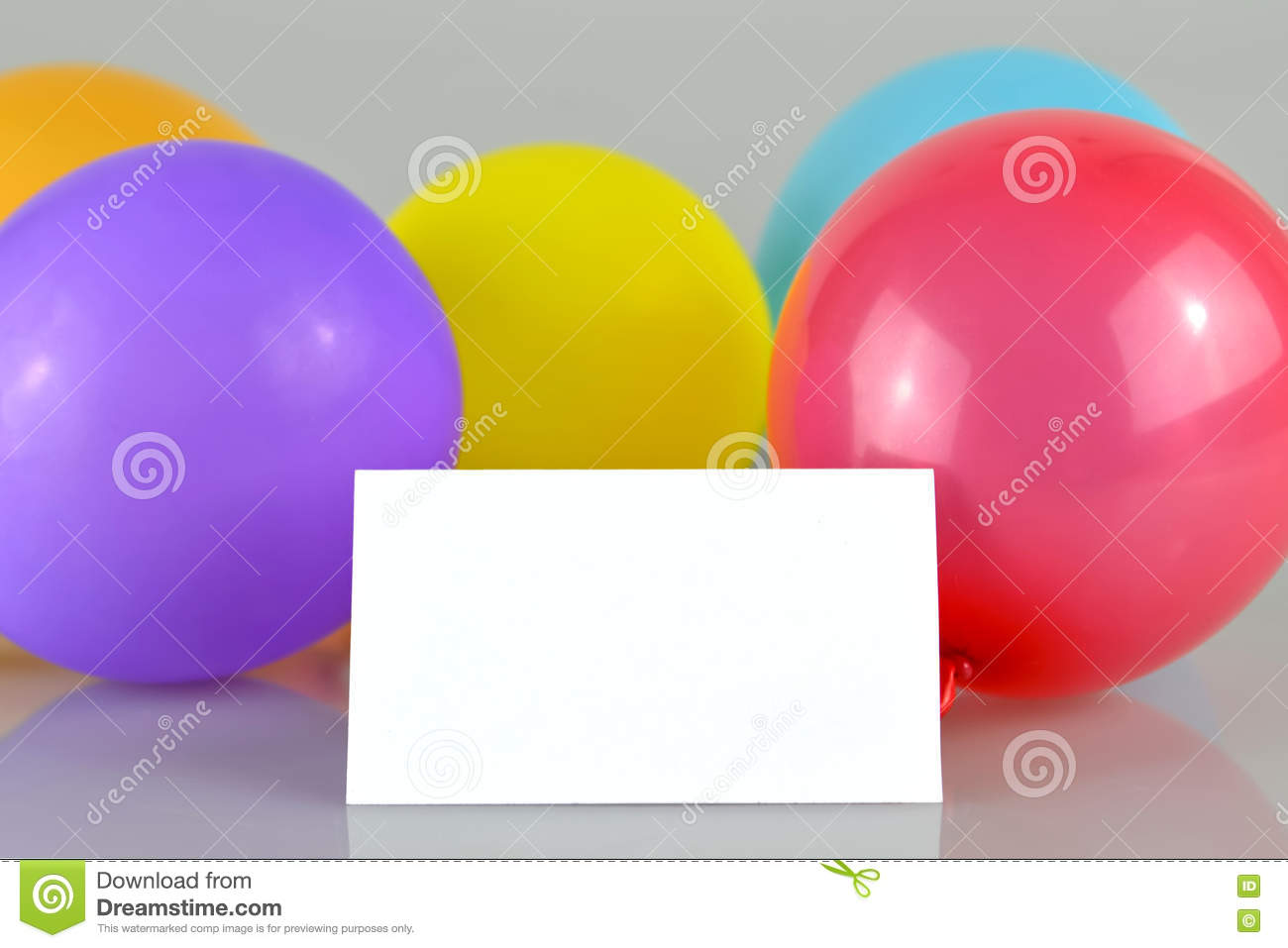 Empty birthday card stock photos download 12719 images bookmarktalkfo Choice Image