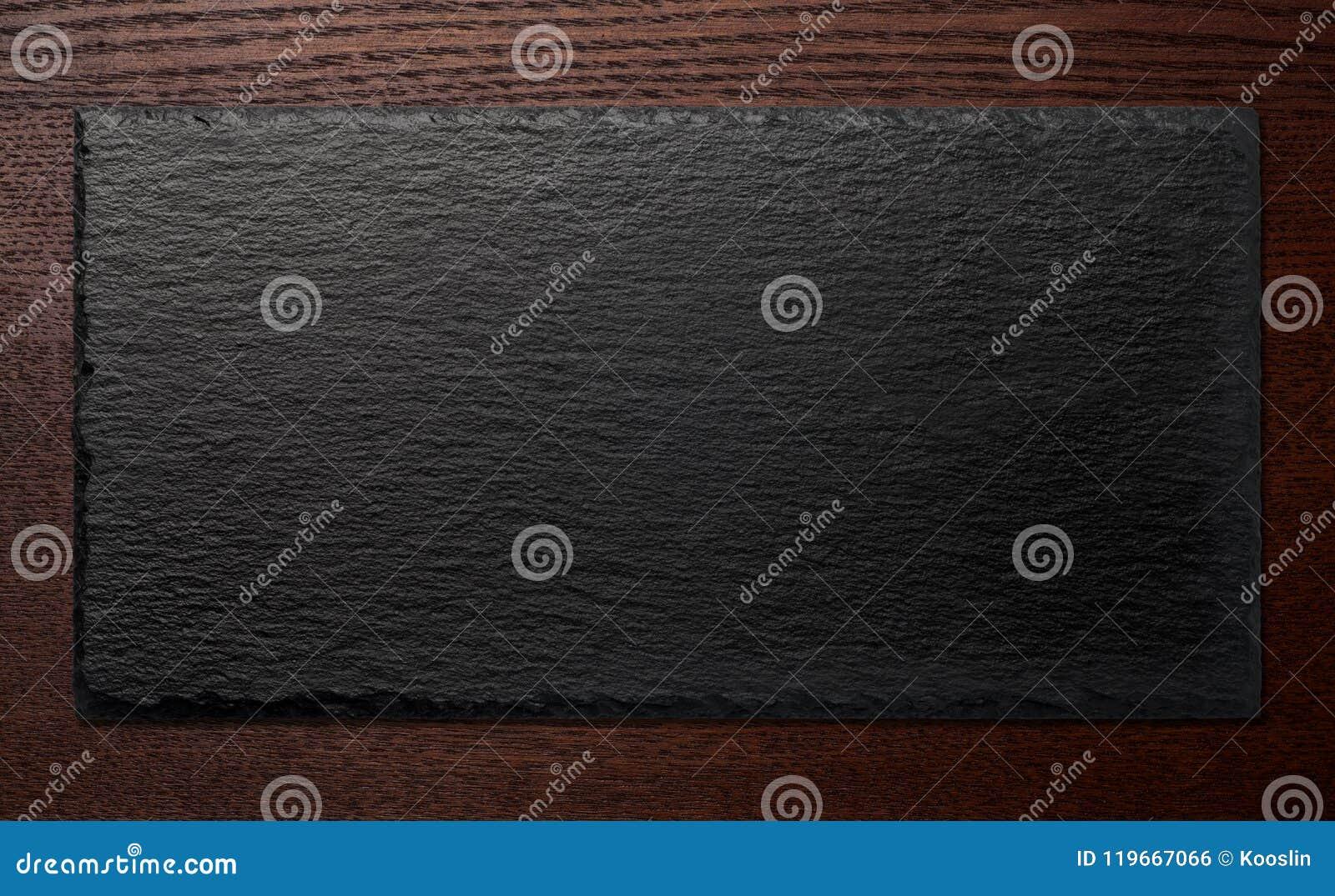 black stone plate stock photo image of dark stone 119667066