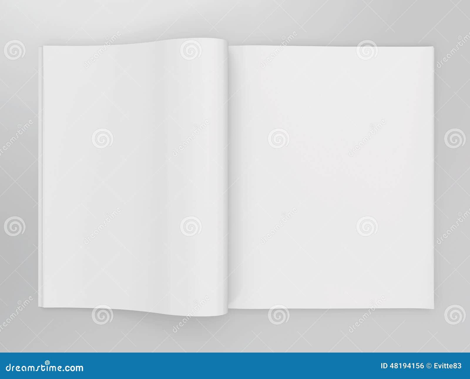 Booklet Mockup Template