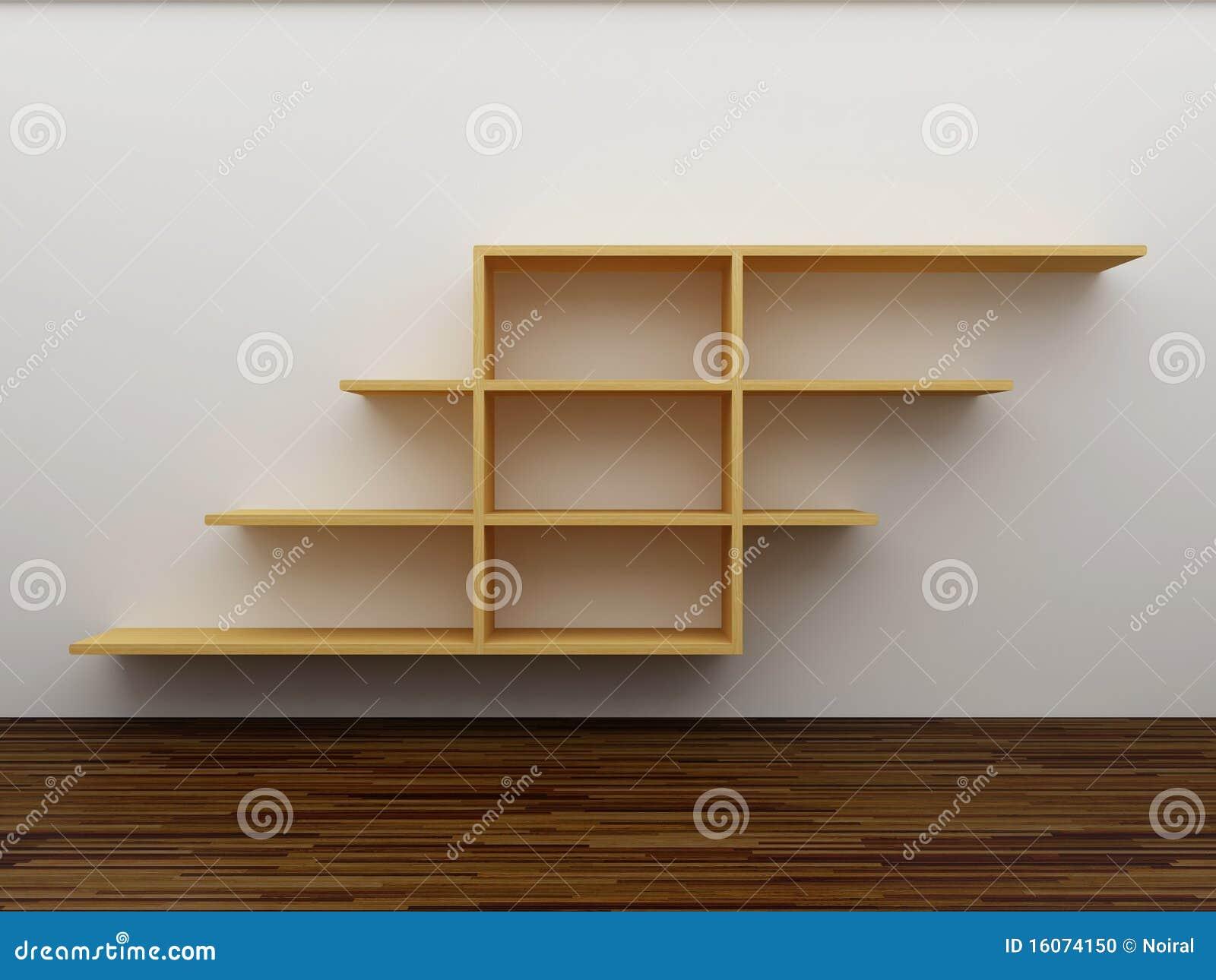 Делаем деревянные стеллажи своими руками