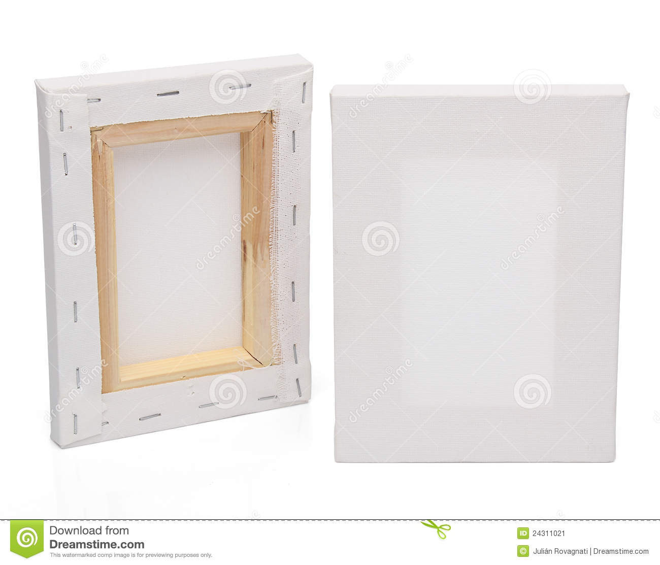 Painting Canvas Empty Canvas For Painting Stock Image Image 24311021