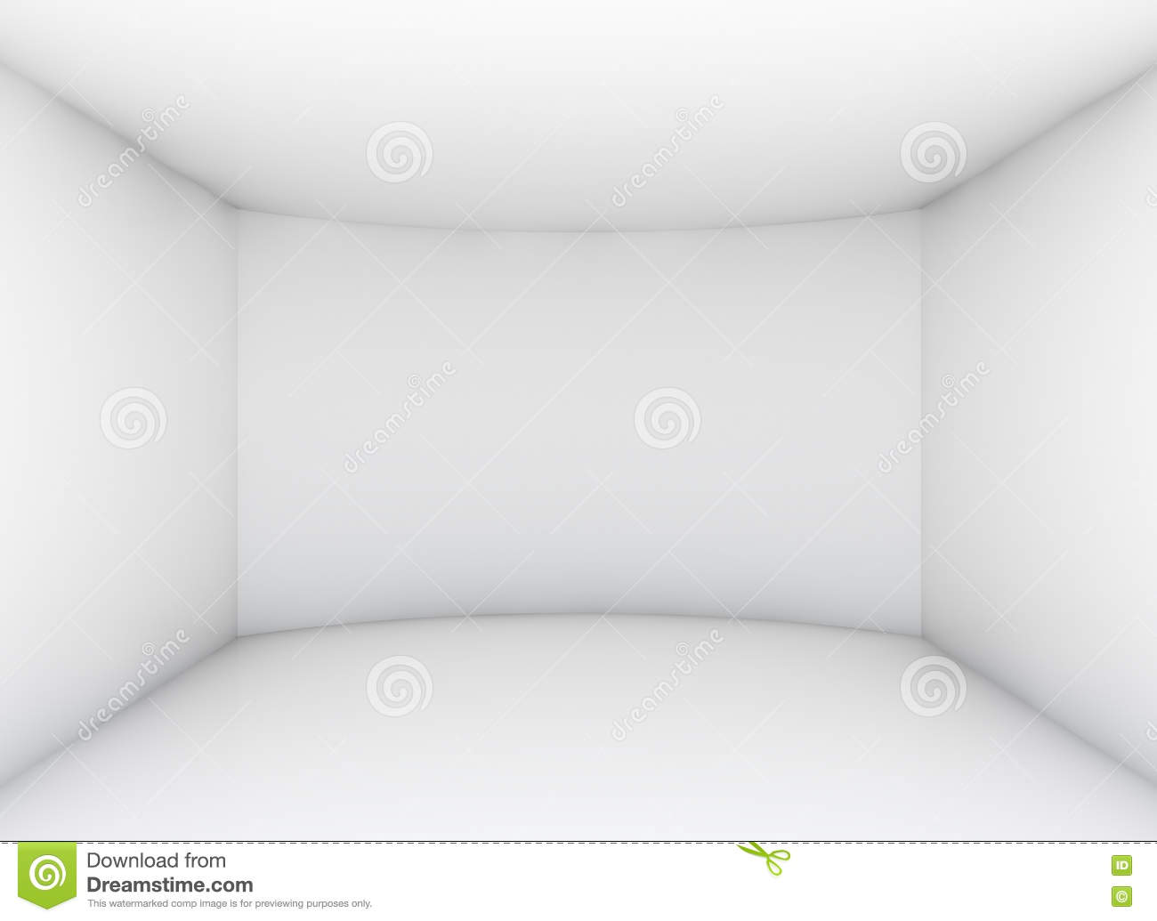 Empty Clean Room For Exhibition Product Stock Photo - Image: 71573300