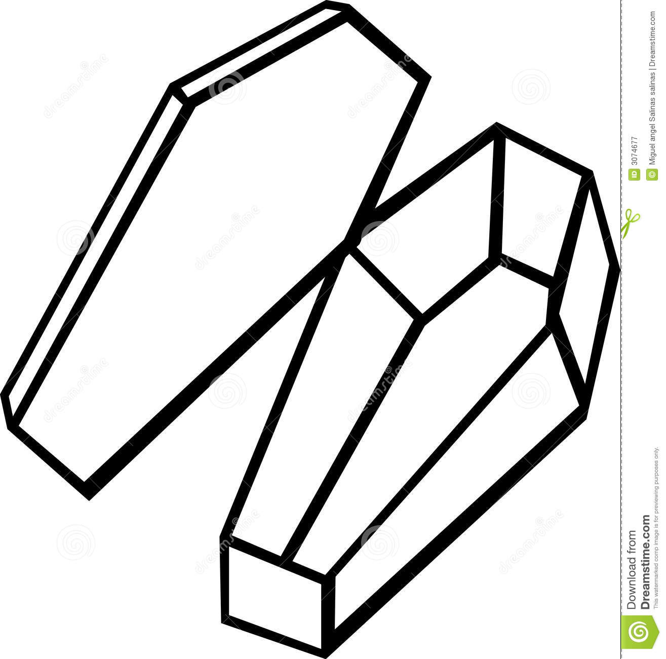 empty coffin vector illustration royalty free stock baseball clipart black and white free baseball clipart black and white free