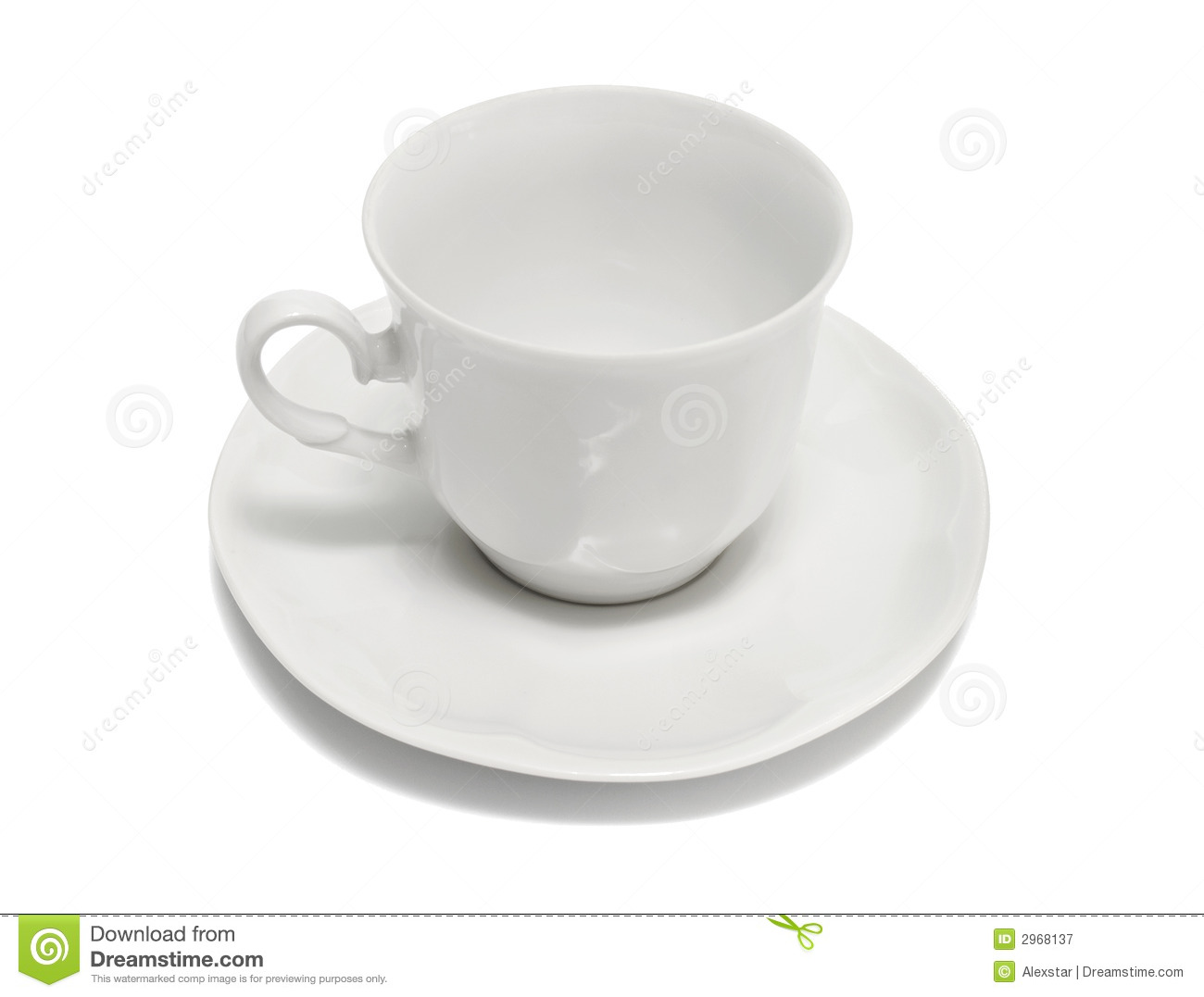 Empty cup stock image. Image of coffeecup, spotless ...