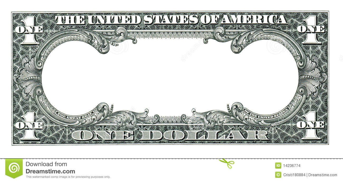 empty dollar stock photo image of united background