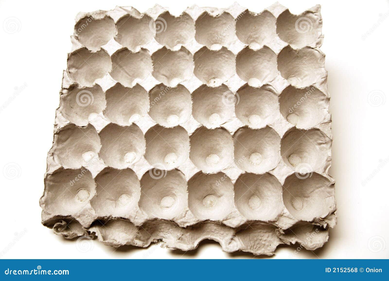 Empty Egg Carton Royalty Free Stock Photos - Image: 2152568