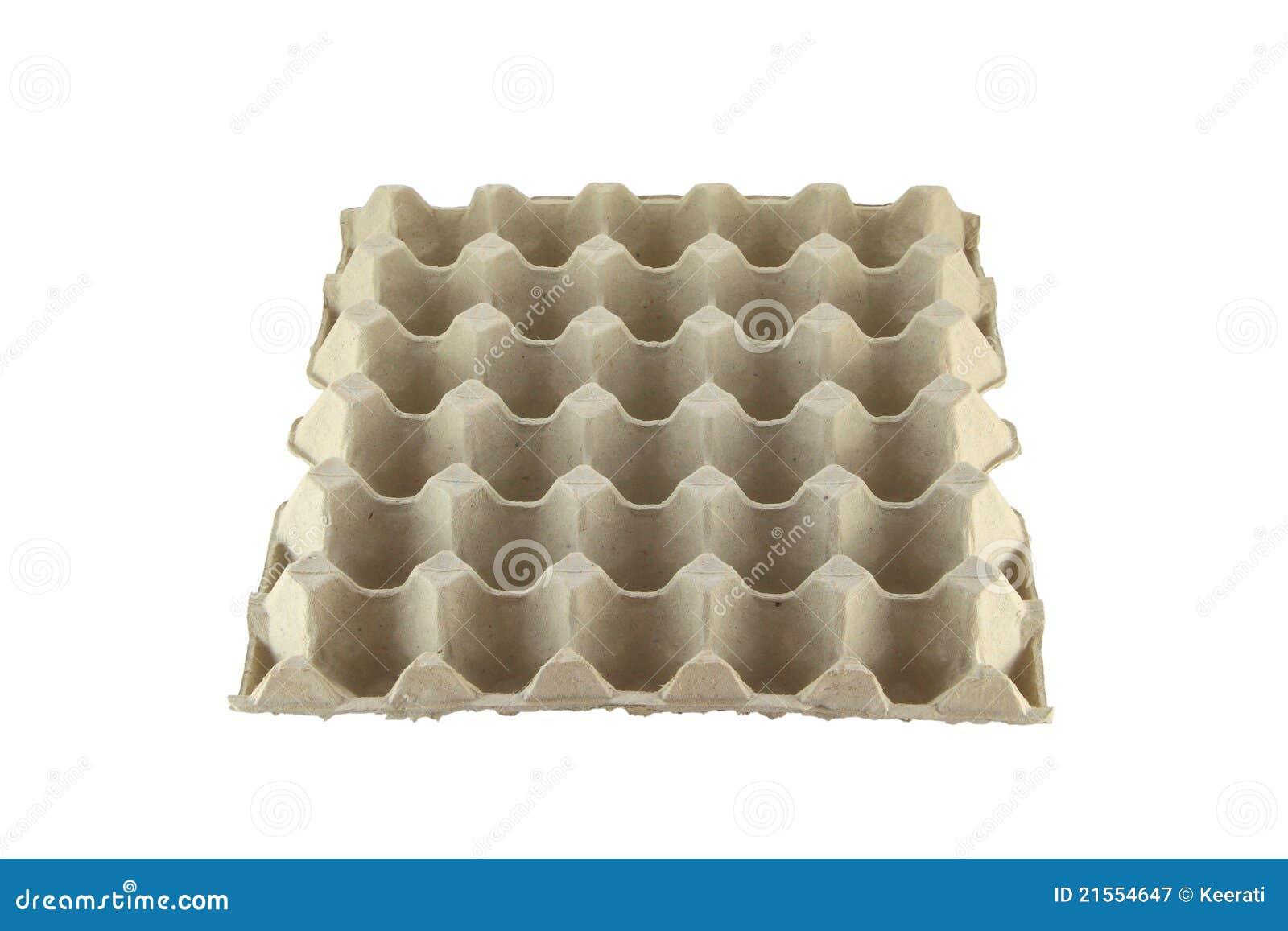 Empty Egg Carton Royalty Free Stock Photography Image