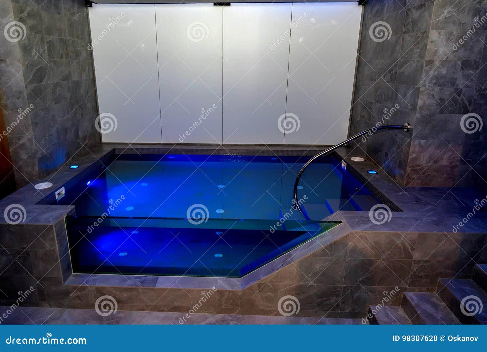 Empty Floating Tank Close Up Stock Photo - Image of isolation