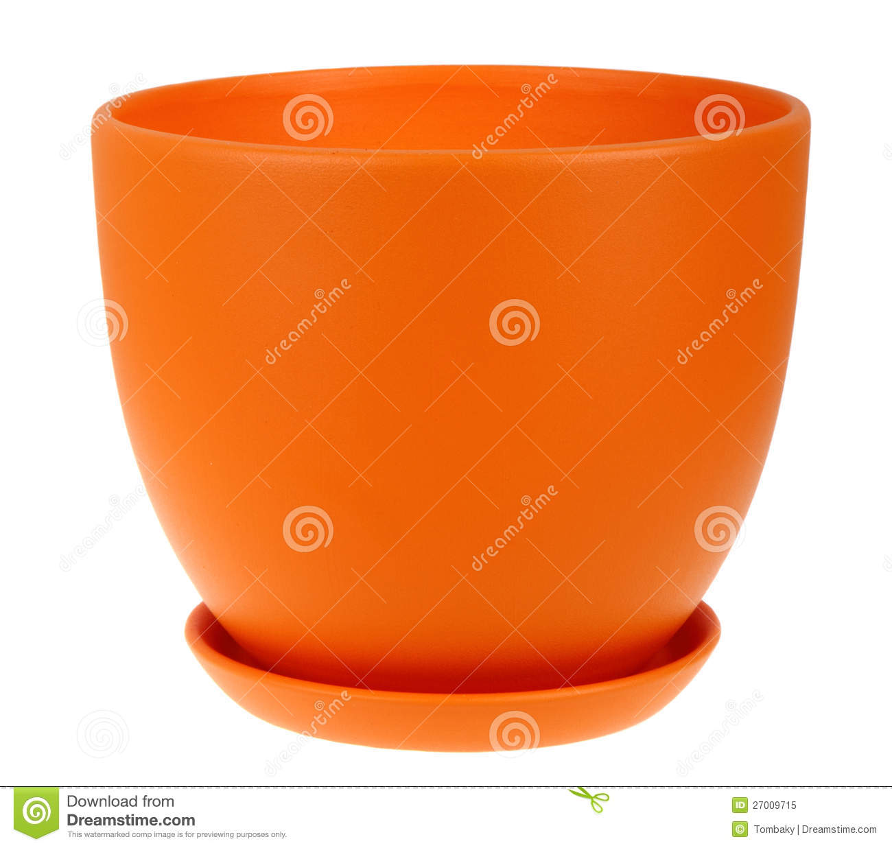 219 & Empty flower pot stock image. Image of horticulture gardening ...