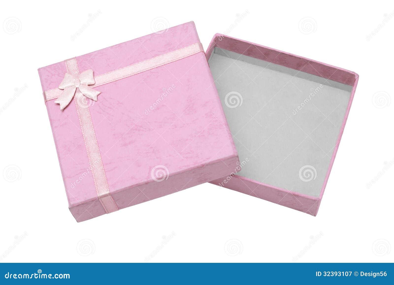 Empty Gift Box Royalty Free Stock Photography - Image: 32393107