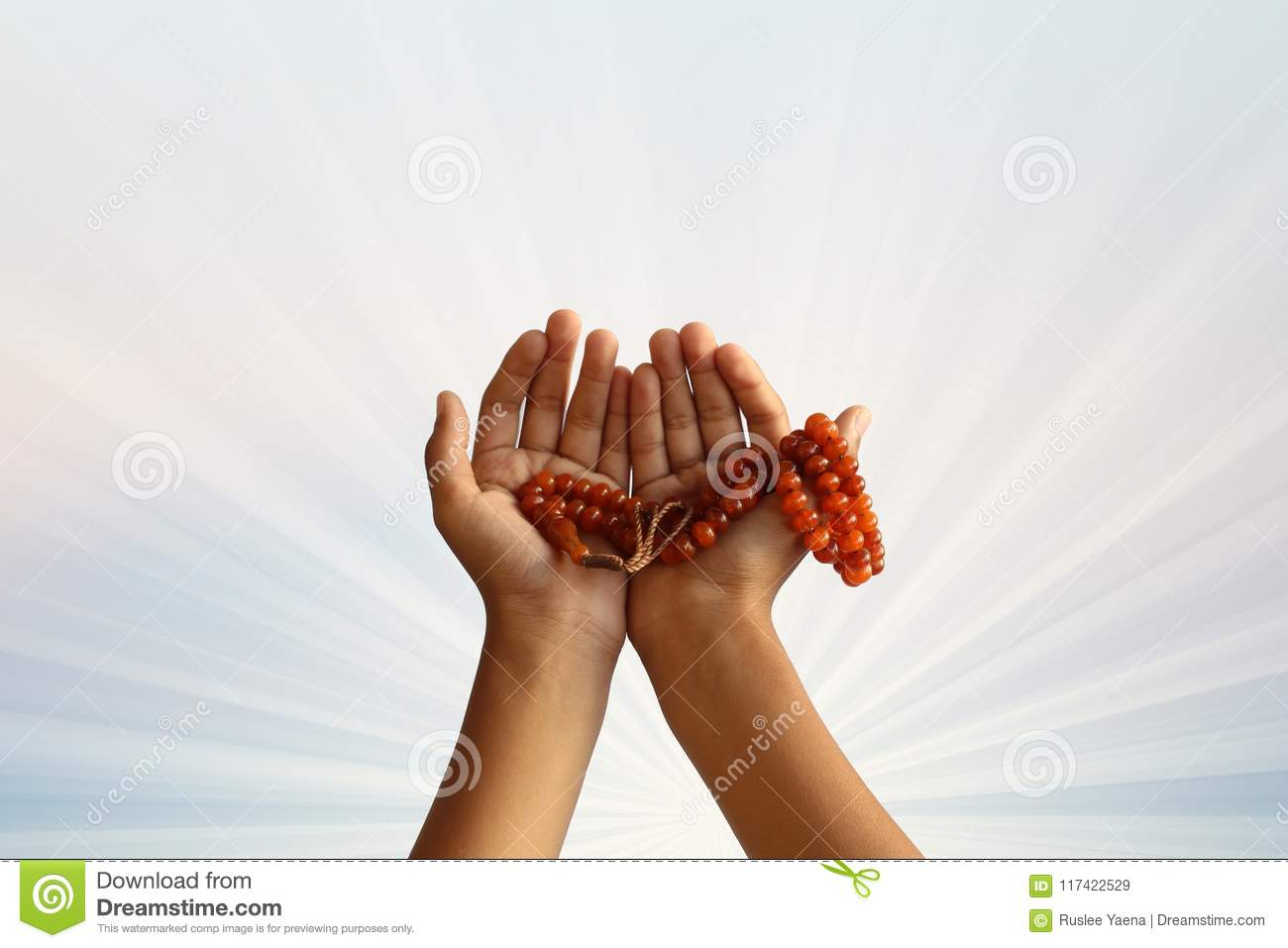 Empty Hands Pray For Mercy For God The Symbol Of Humility In
