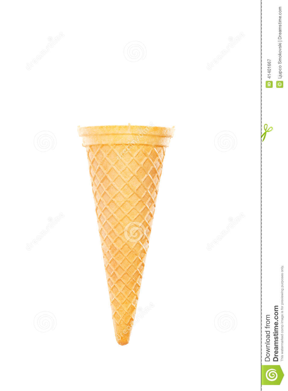 how to make perfect ice cream cone