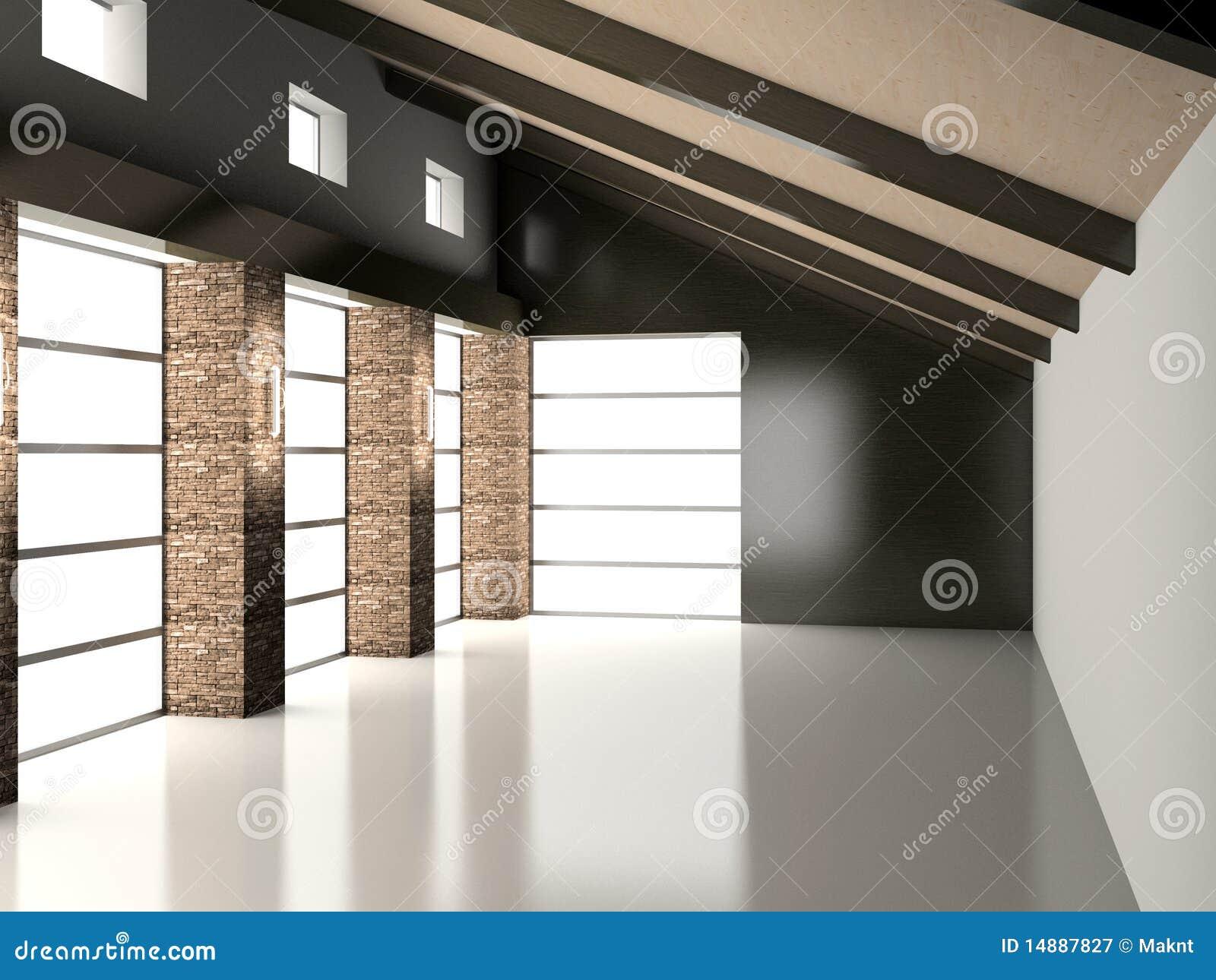 empty interior royalty free stock photography - image: 14887827