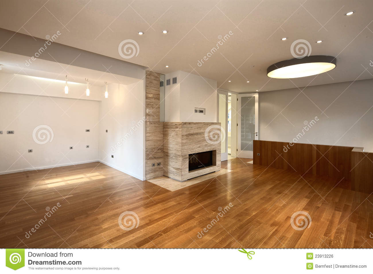 empty apartment inside. Empty Interior of Apartment Of Stock Photo  Image 23913226