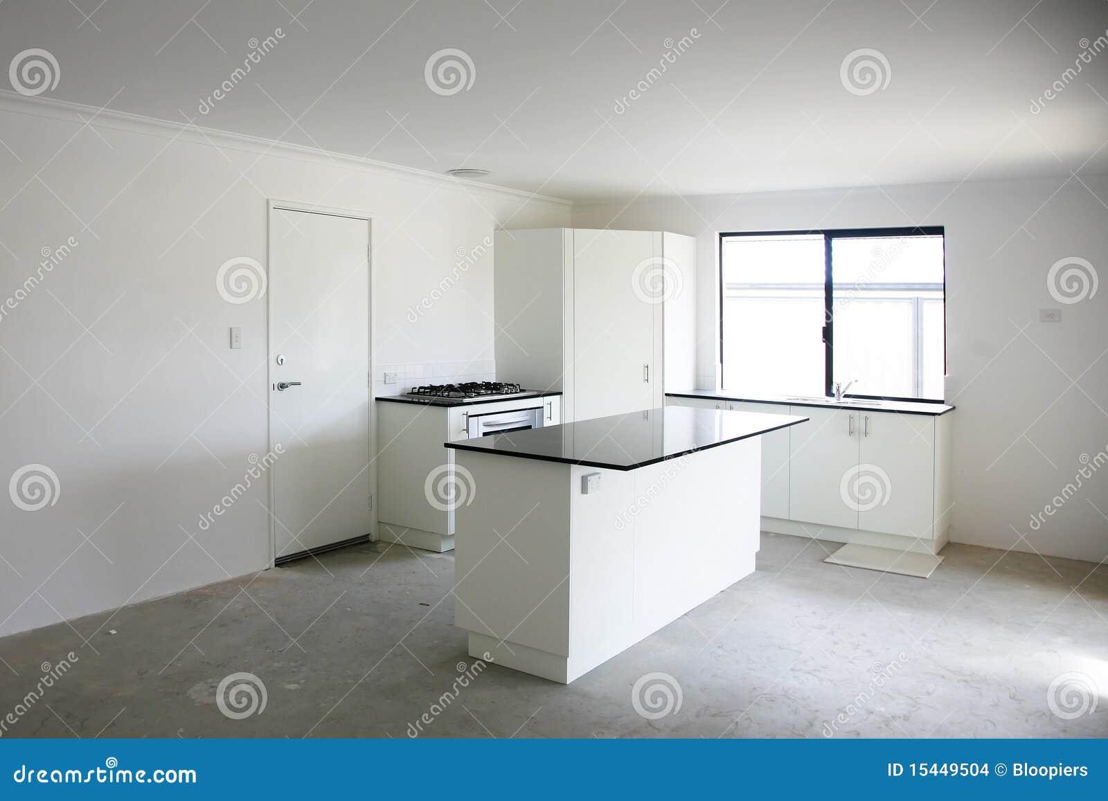 Empty Kitchen Stock Images Image 15449504