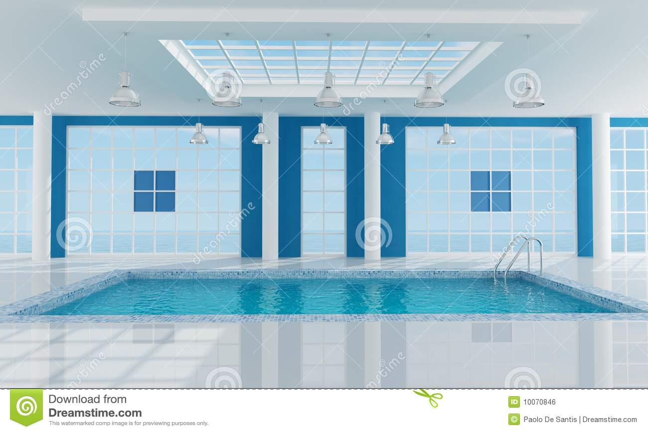 Empty luxury resort swimming pool royalty free stock image for Empty swimming pool