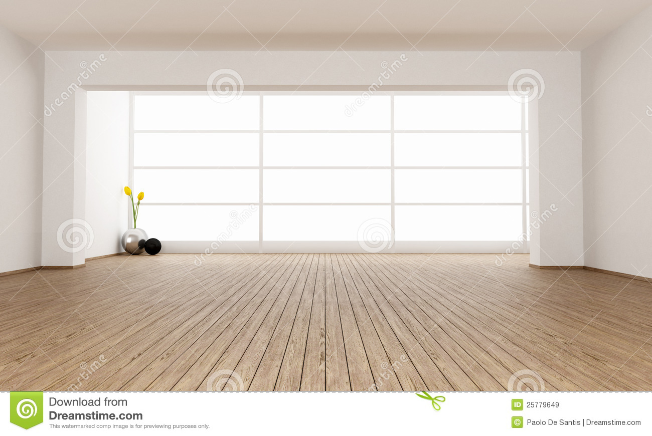 Empty minimalist room royalty free stock images image for Minimalist space