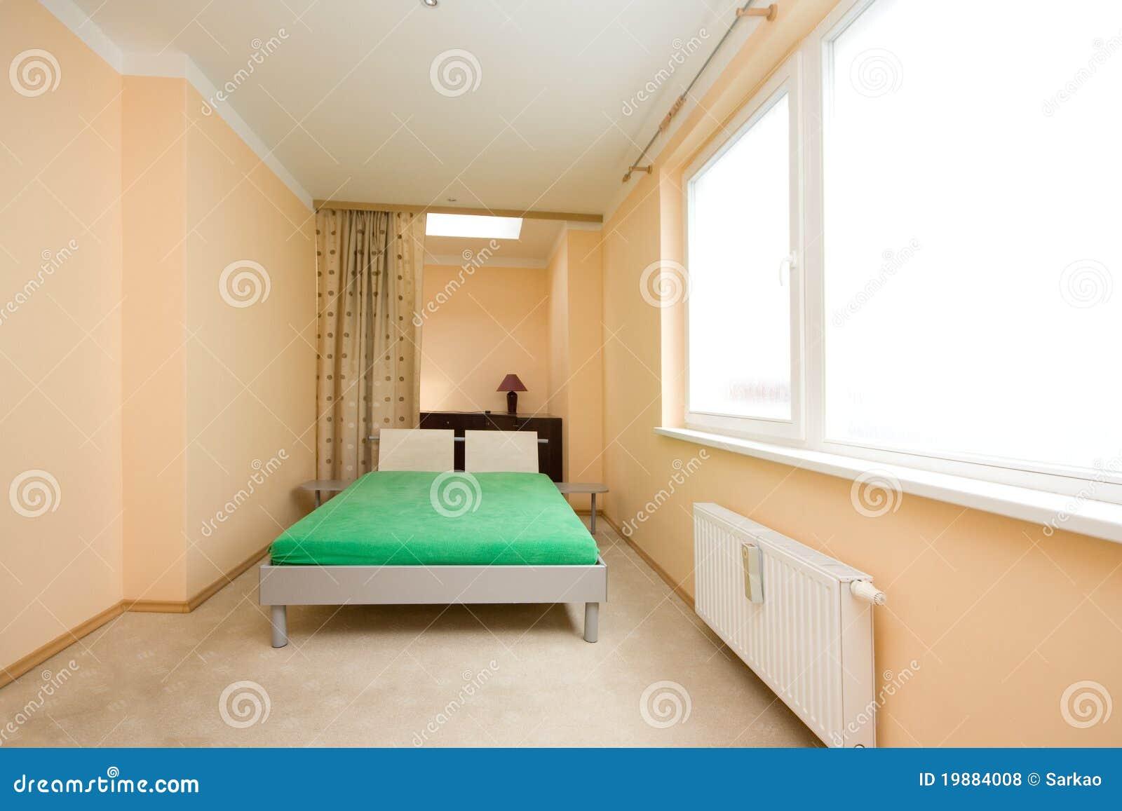 empty modern bedroom stock photo image of indoor green