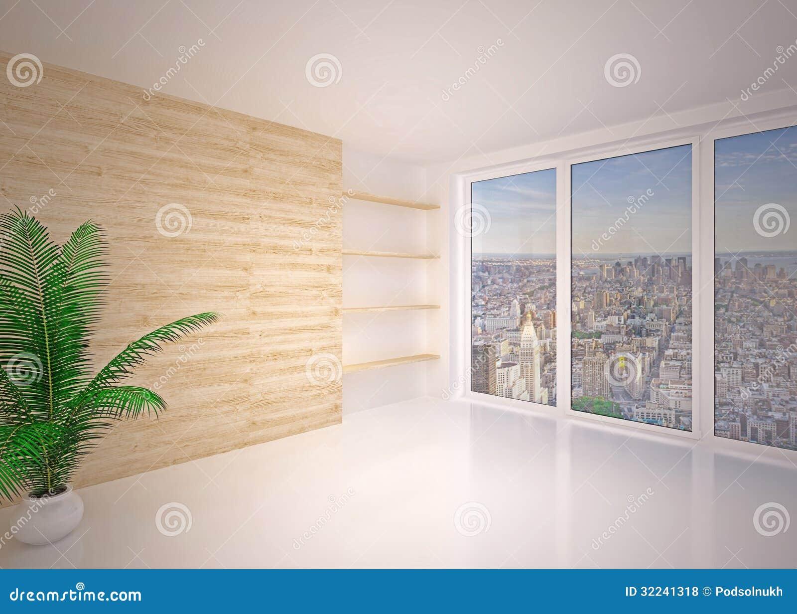 Empty Modern Interior Living Room Lounge Stock Photo Image Of Bedroom Internal 32241318