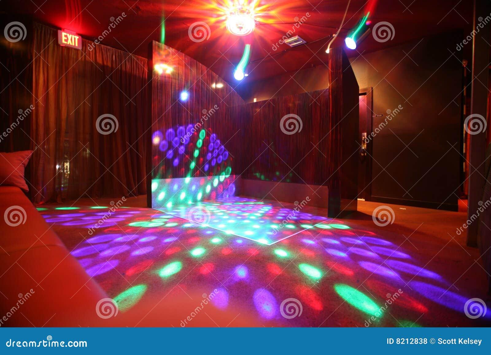 Empty Night Club