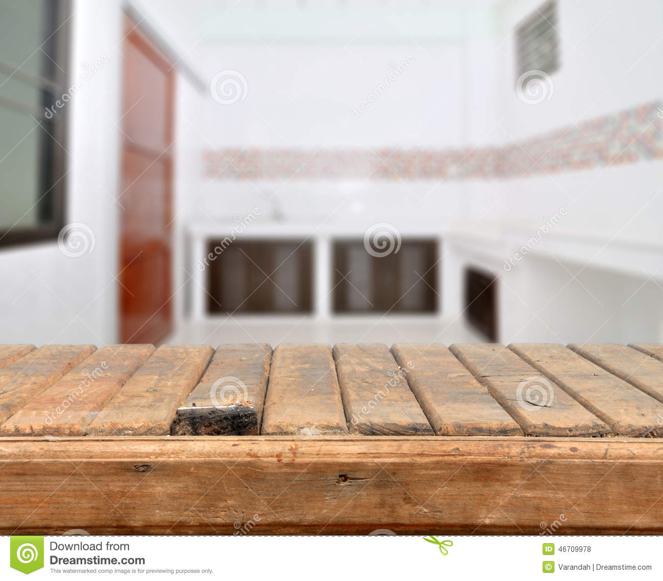 Kitchen Space Empty Kitchen Space Royalty Free Stock Image Image 21436516