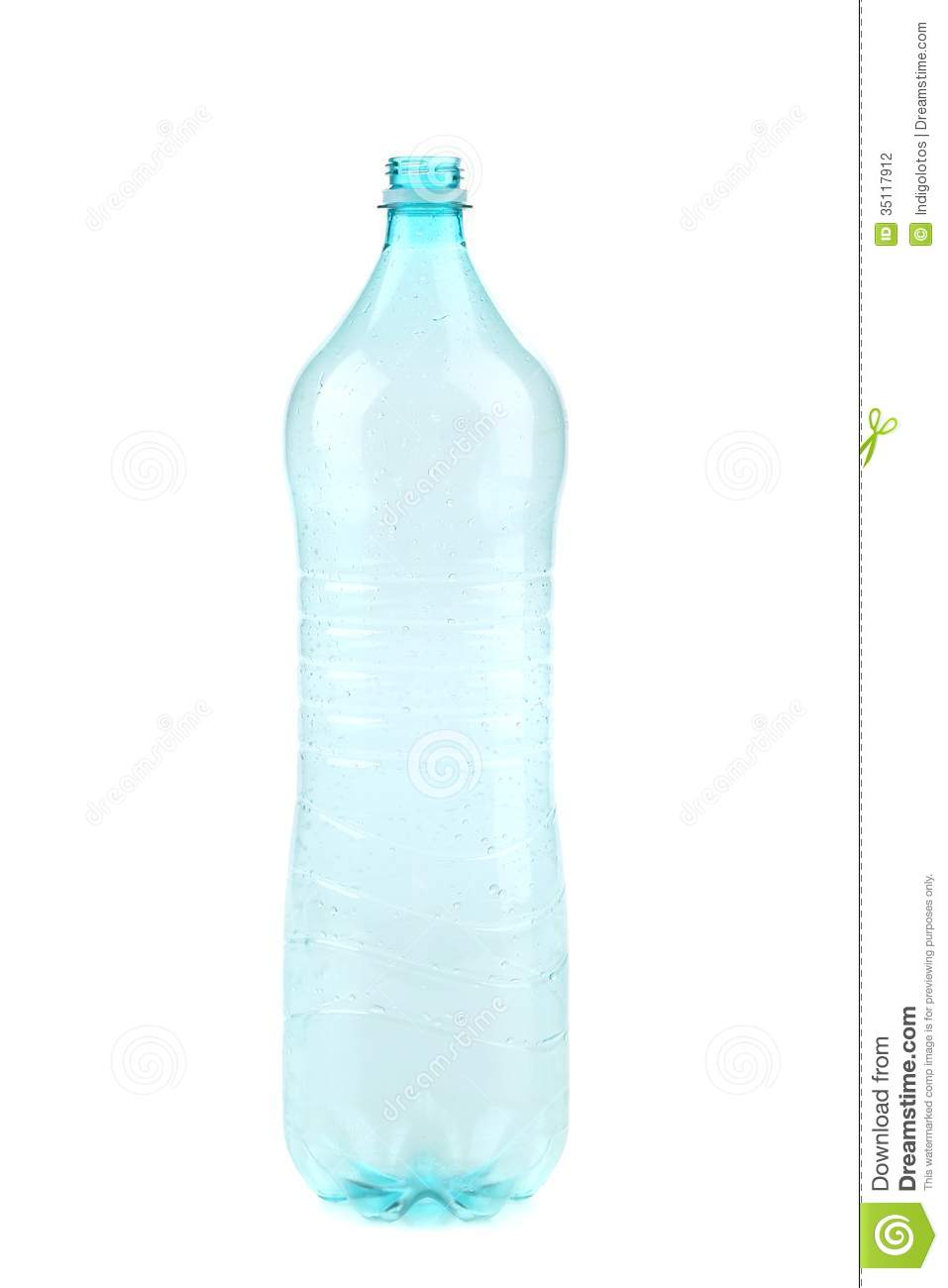 Empty opened plastic bottle stock photo image of for What to do with empty plastic bottles