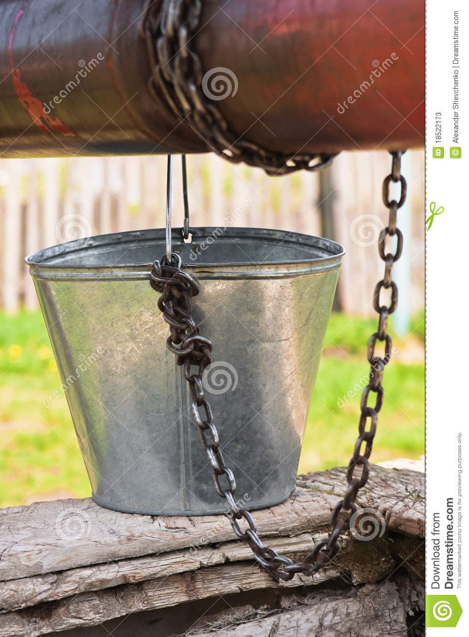 Well Pulley