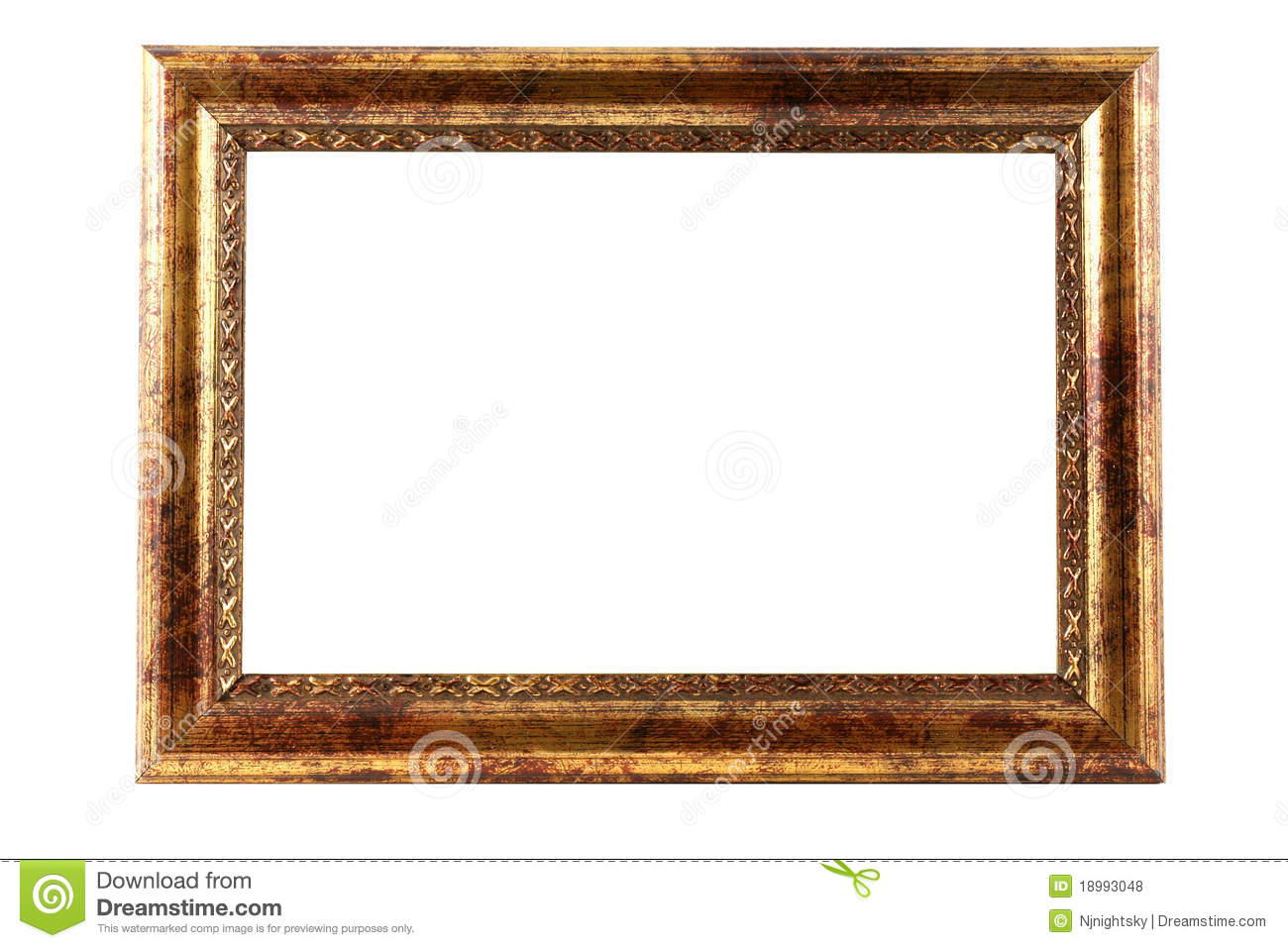 Empty Picture Frame Royalty Free Stock Photos - Image ...