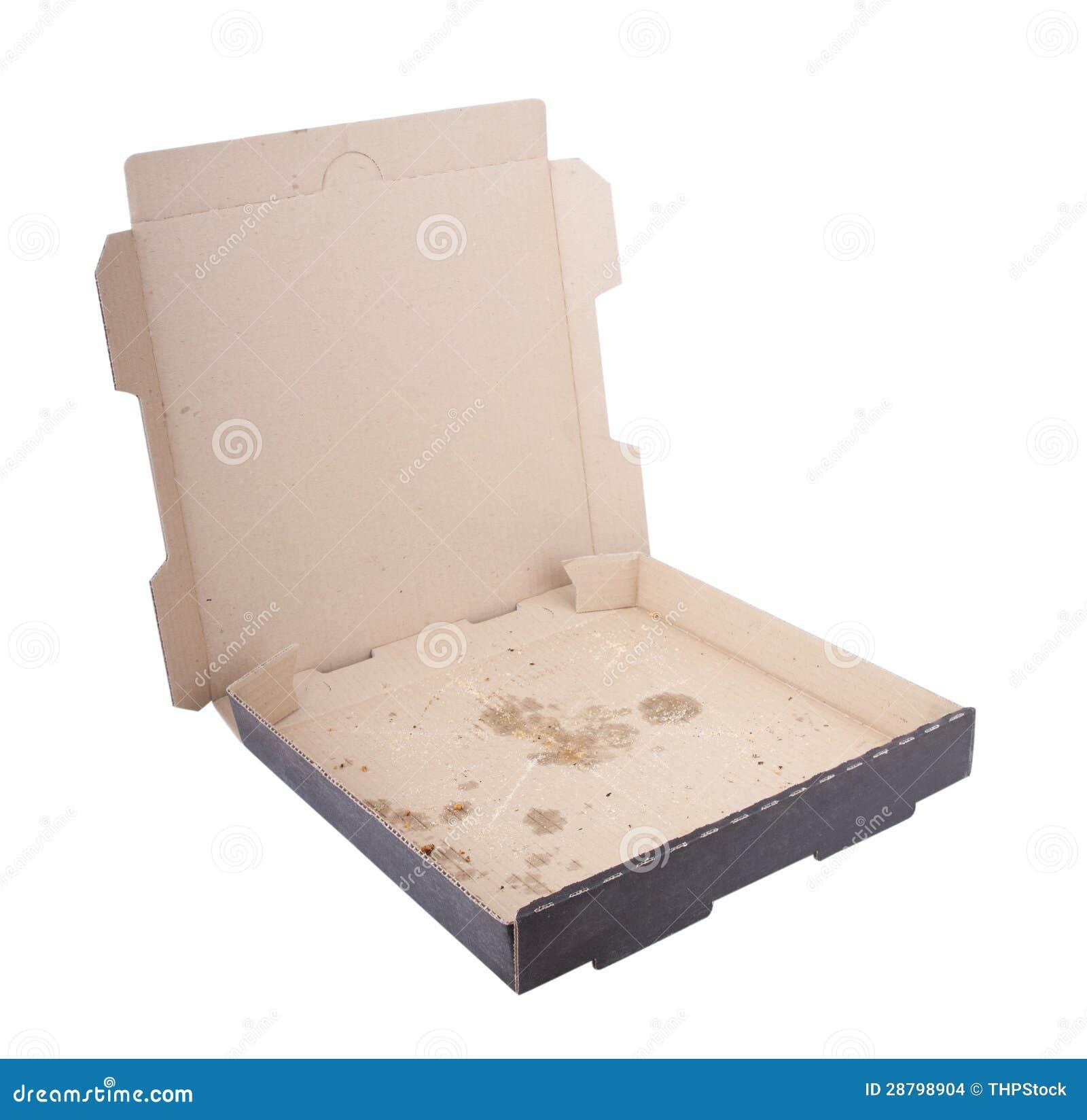 Empty Pizza Box Stock Images - Image: 28798904
