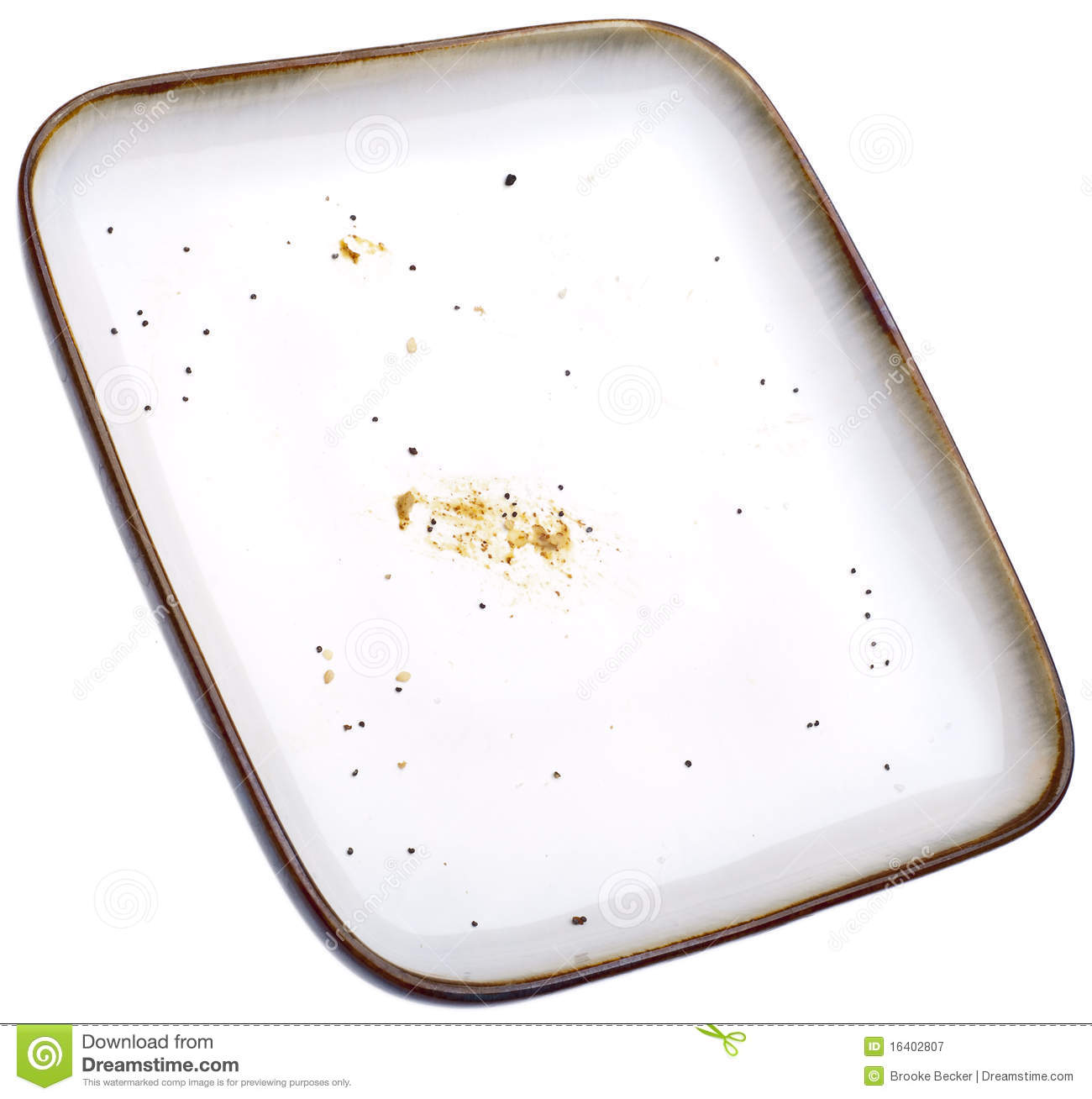 Crumbs Empty Plate Stock Illustrations – 5 Crumbs Empty Plate Stock Illustrations, Vectors ... |Empty Plate With Crumbs Clipart