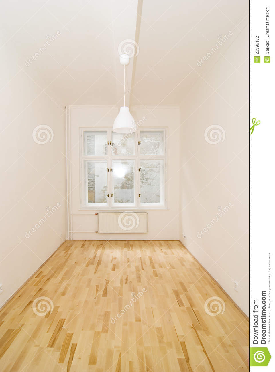 Empty room stock photo image of light view flat wooden 20396182 - Very small space of time image ...