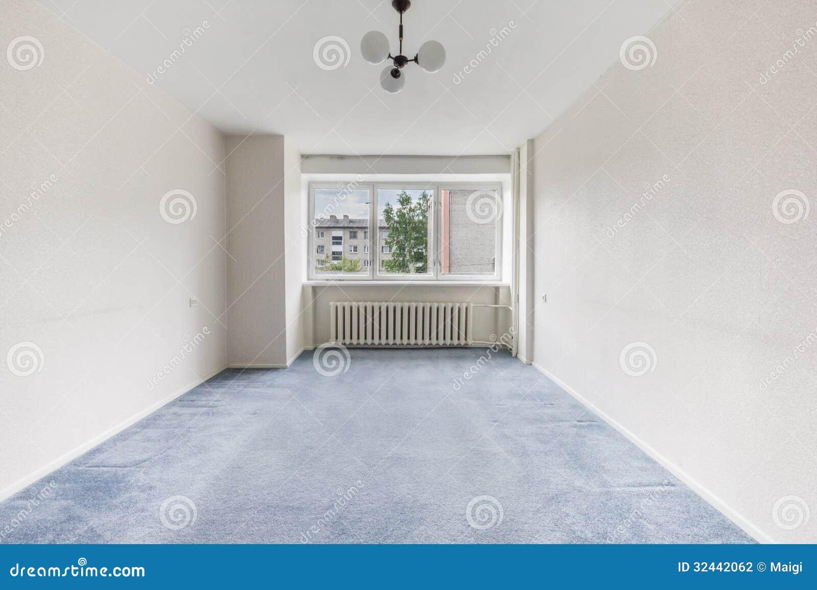 Empty Room Stock Photography Image 32442062