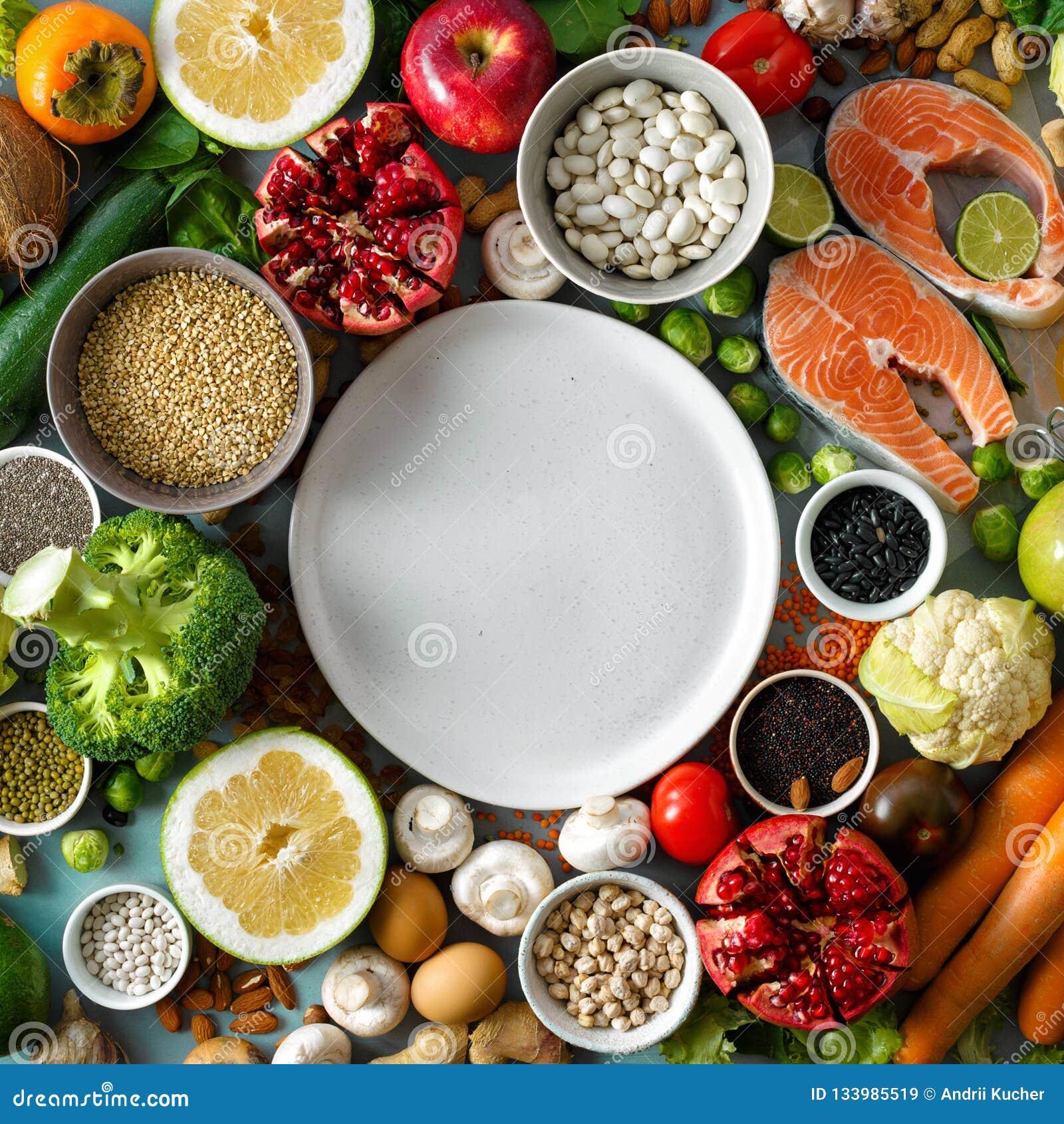 restaurant diet plate menu