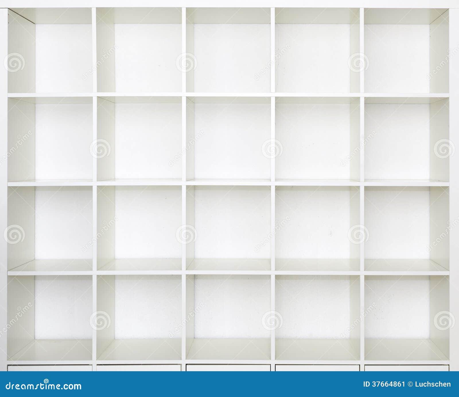 Library Bookshelf Clipart Empty Shelves, Bookcas...