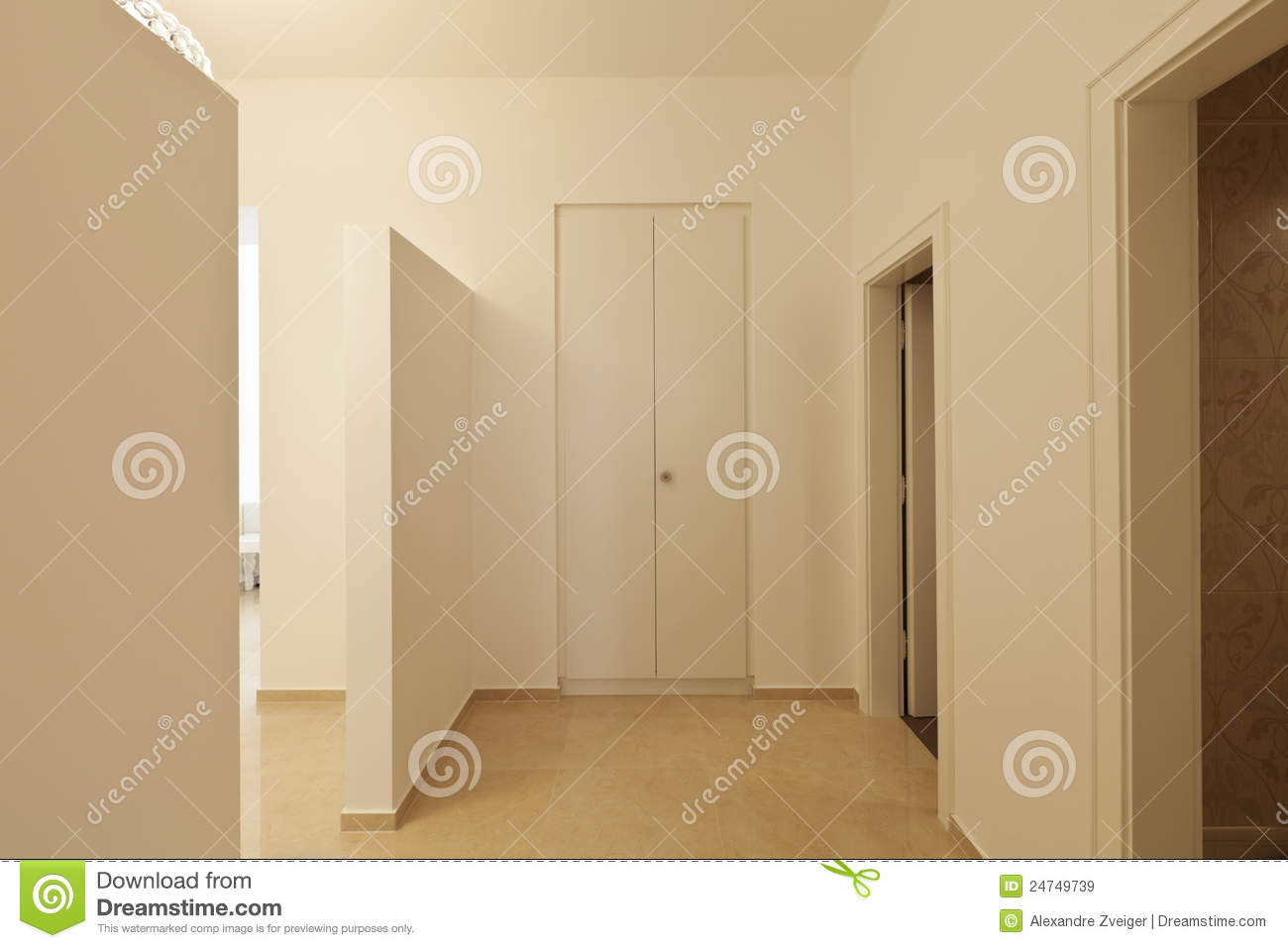Download Empty space stock image. Image of space, design, white - 24749739