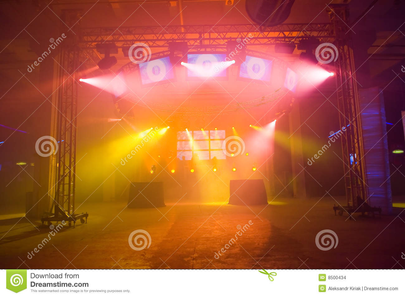 empty stage before the concert stock images image 8500434 clip art footballs clip art football player