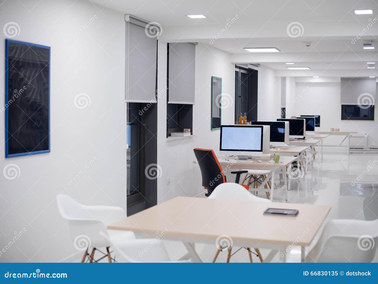 empty startup business office interior business office modern